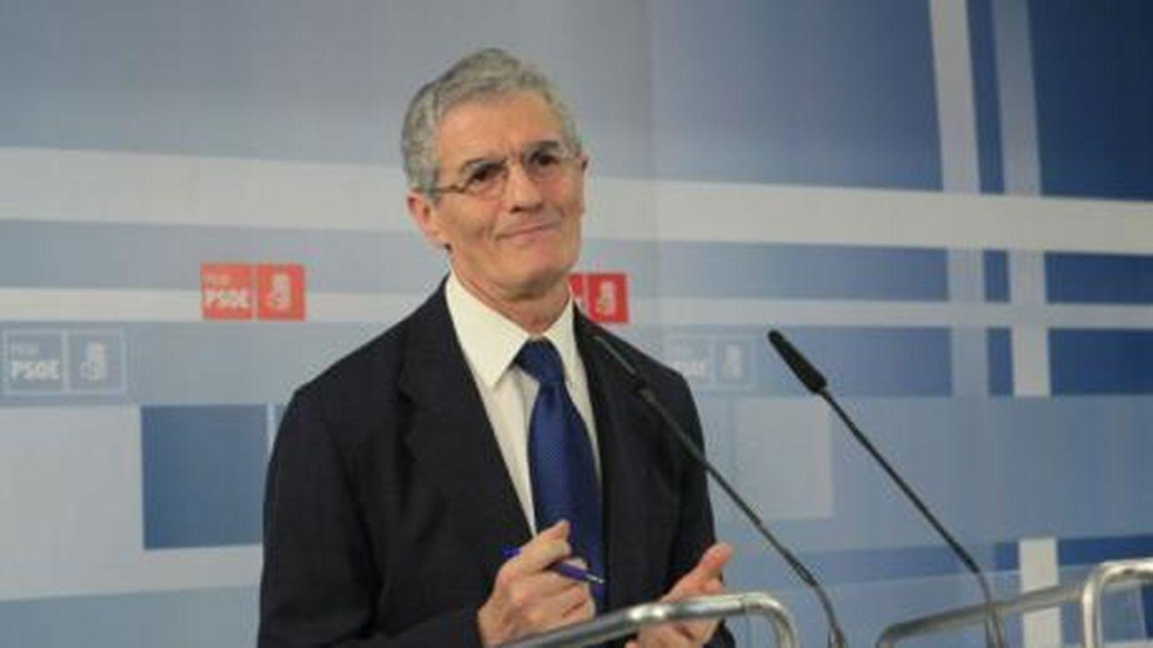 José Manuel Freire, portavoz de sanidad del PSOE en la Asamblea de Madrid