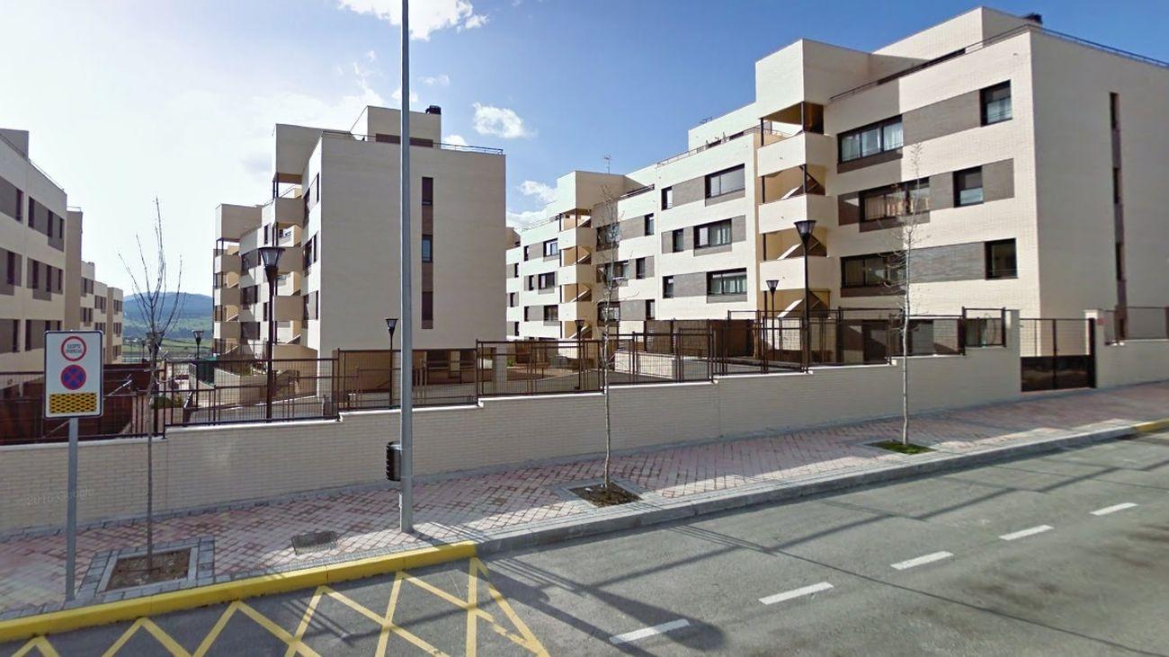 Edificaciones recientes en Colmenar Viejo