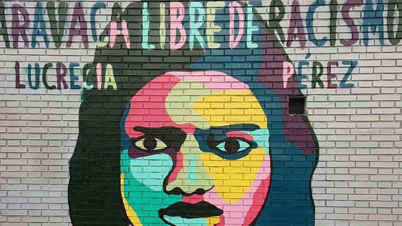Aravaca recuerda el asesinato de la dominicana Lucrecia Pérez hace 28 años