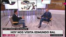 """Edmundo Bal: """"El centro puede mirar a un lado y a otro, coger lo mejor de los dos mundos"""""""