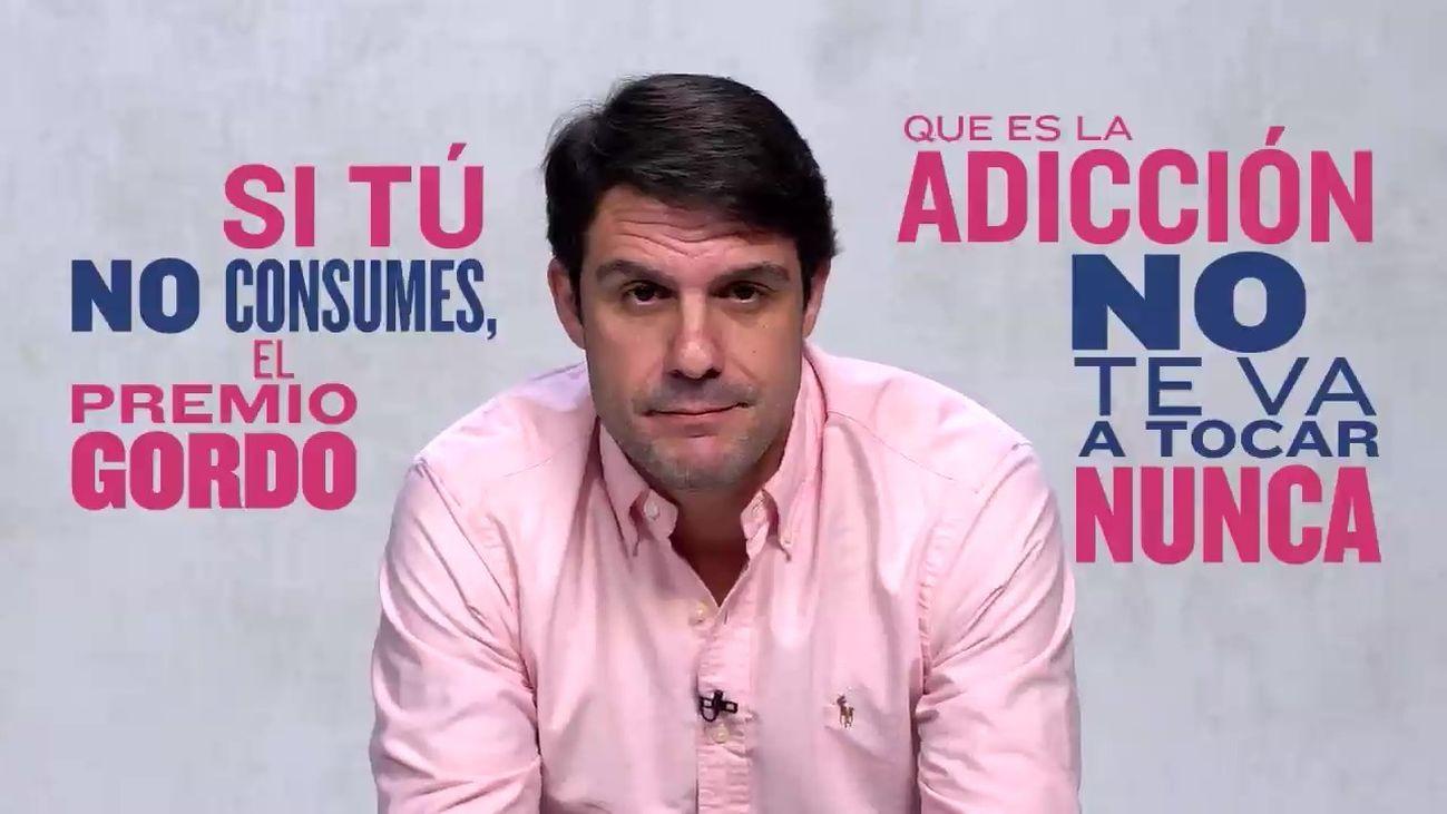 """""""El alcohol es como la lotería, si no consumes no te toca el premio de la adicción"""""""