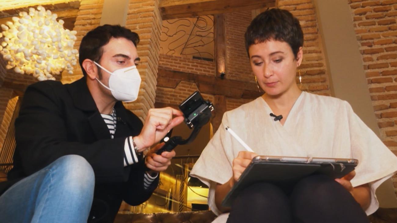 Tiziana Domínguez y su manera de reinventar la moda
