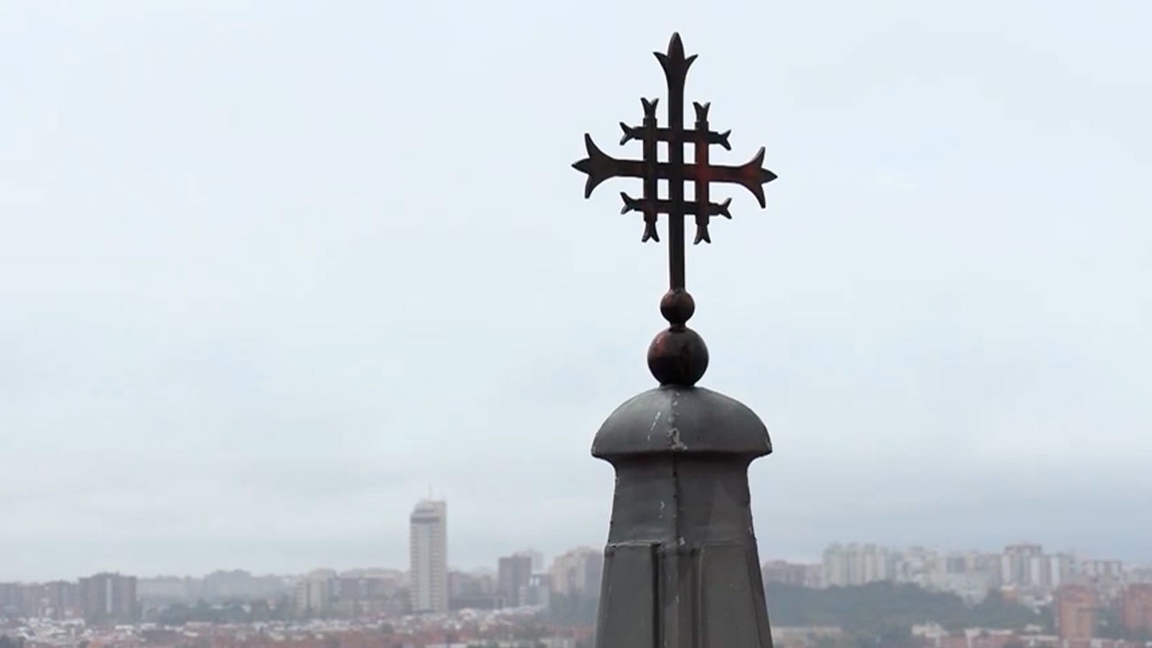 De ruta por la cúpula de la catedral de la Almudena
