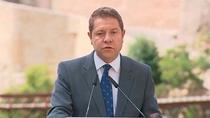 """García Page dice que """"lo de Bildu no tiene un pase"""" y lamenta que Podemos marque la agenda del Gobierno"""