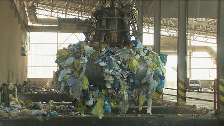La planta de reciclaje de Loeches está a punto de finalizar su construcción