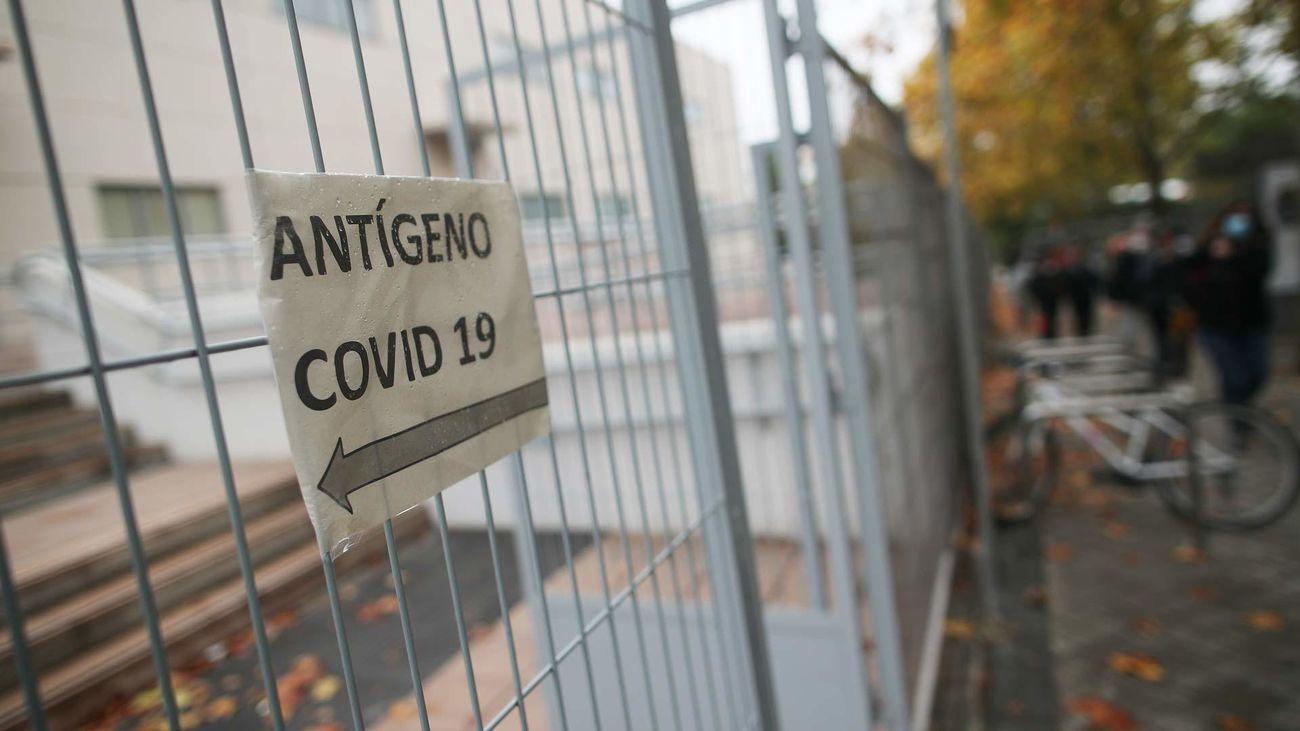 Madrid notifica 633 nuevos casos y 26 fallecimientos