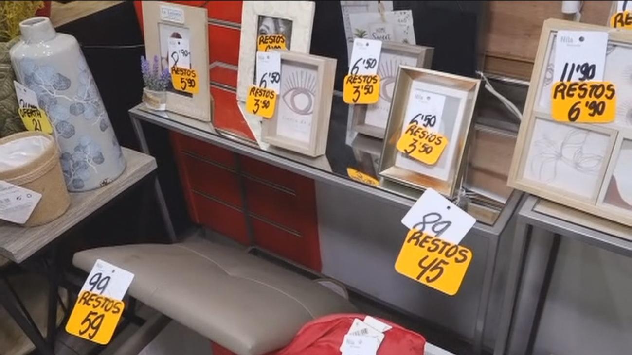 Muebles y decoración a precio de chollo en Chamberí