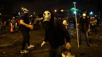 Dos muertos en Lima en las movilizaciones de rechazo al presidente Merino en Perú
