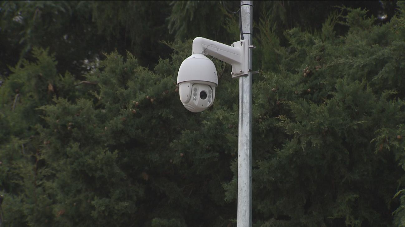 Pozuelo de Alarcón instala tres cámaras  de control de accesos en La Cabaña