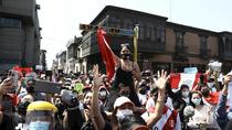 La crisis política en Perú se salda con la dimisión del presidente, Manuel Merino