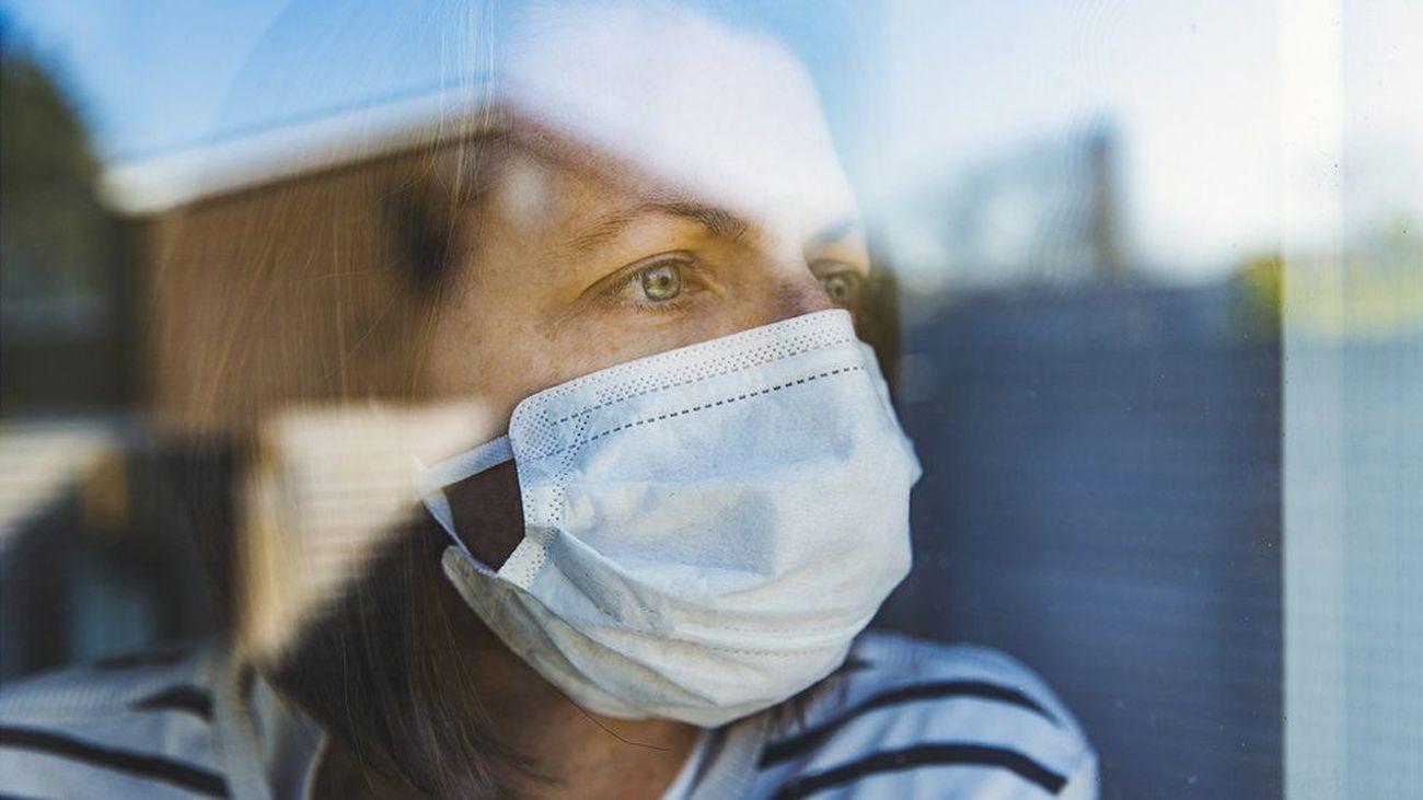 Depresión, el efecto secundario silencioso de la pandemia