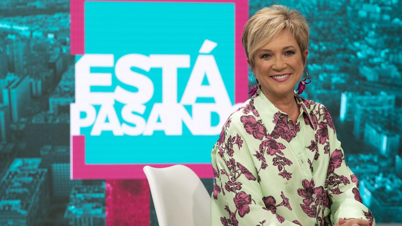 'Está pasando' incorpora a Celia Villalobos, Cayetano Martínez de Irujo, Juan del Val y Carmen Borrego