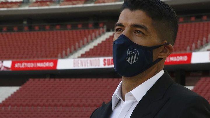 Luis Suárez, positivo por coronavirus, se pierde el partido contra el Barça