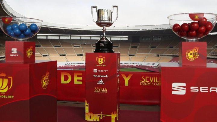 Los equipos madrileños ya conocen a sus primeros rivales en la Copa del Rey
