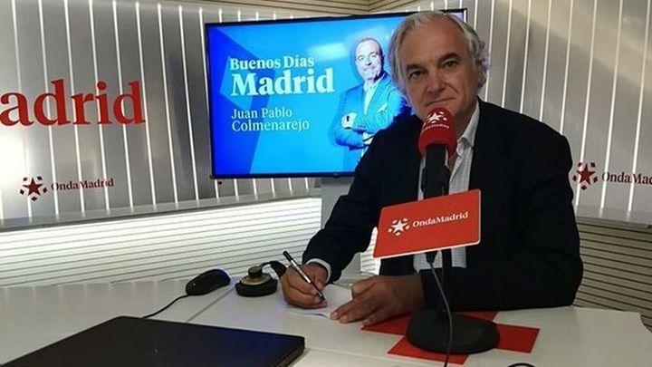 """Miguel Garrido: """"No se pueden parar las medidas temporales cuando la actividad no se ha recuperado"""""""