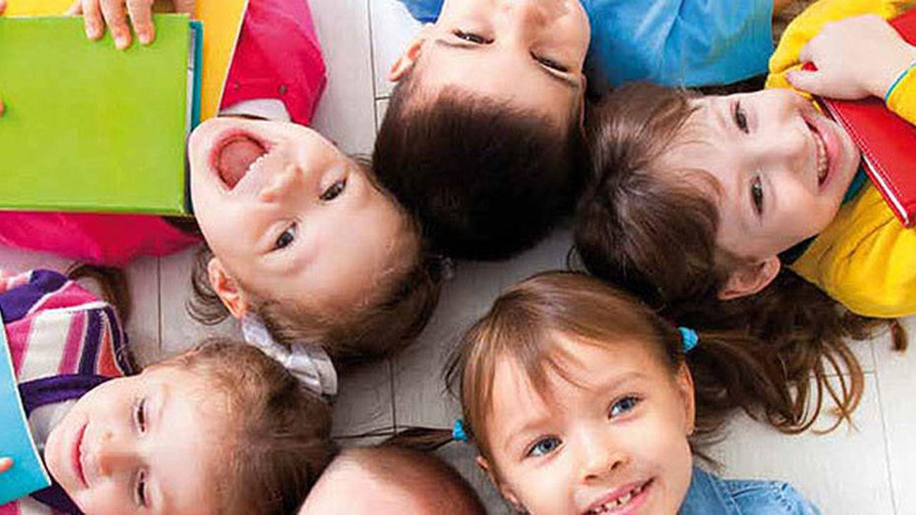 Niños y niñas preescolares
