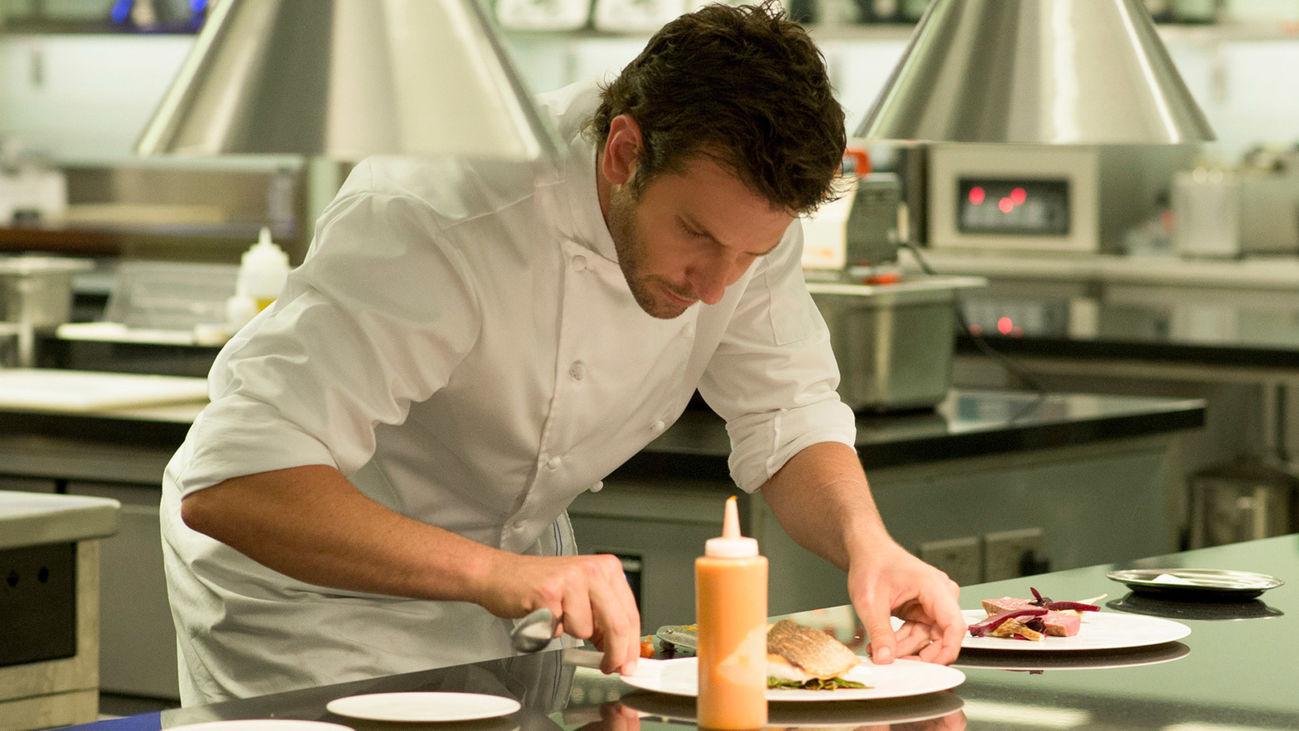 Este sábado en Telemadrid Bradley Cooper prepara 'una buena receta'