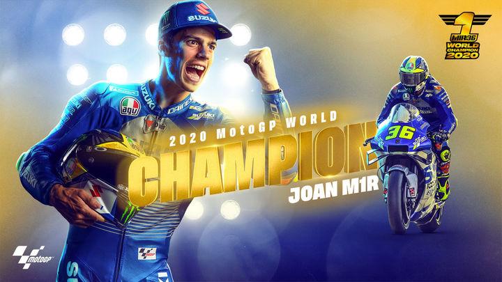 Análisis de los títulos mundiales de Joan Mir y Lewis Hamilton