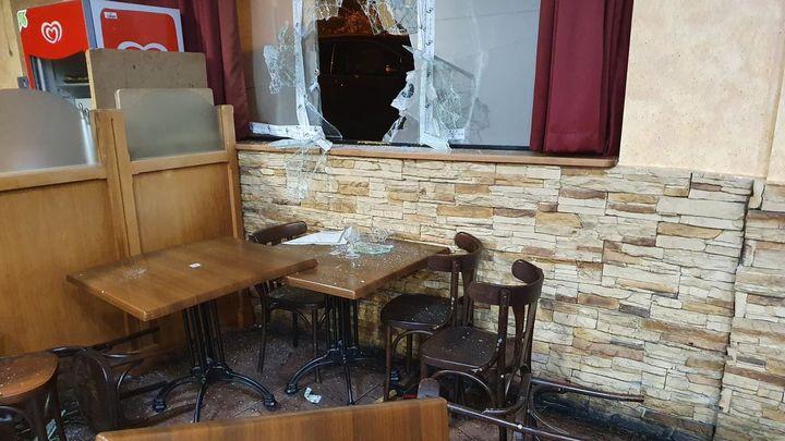 Roban y destrozan un bar por segunda vez en Coslada
