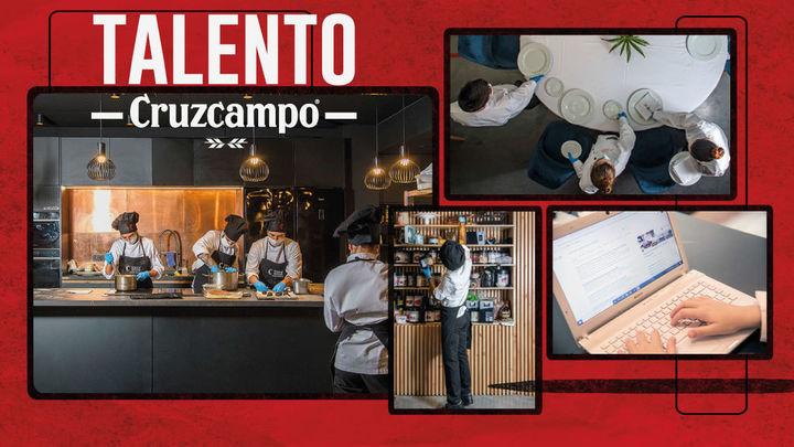 Nace Talento Cruzcampo para ayudar a los jóvenes a incorporarse al mundo de la hostelería