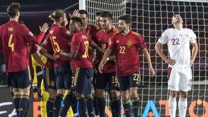 España-Alemania, una 'final' en La Cartuja