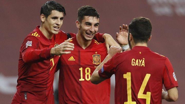 España inicia ante Grecia el camino a Catar 2022