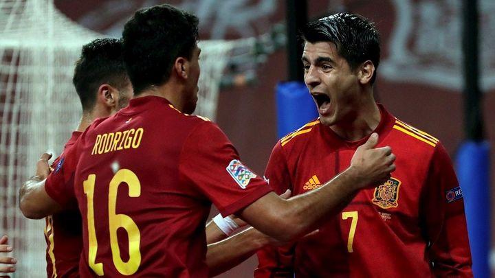 6-0. España da un repaso monumental a Alemania