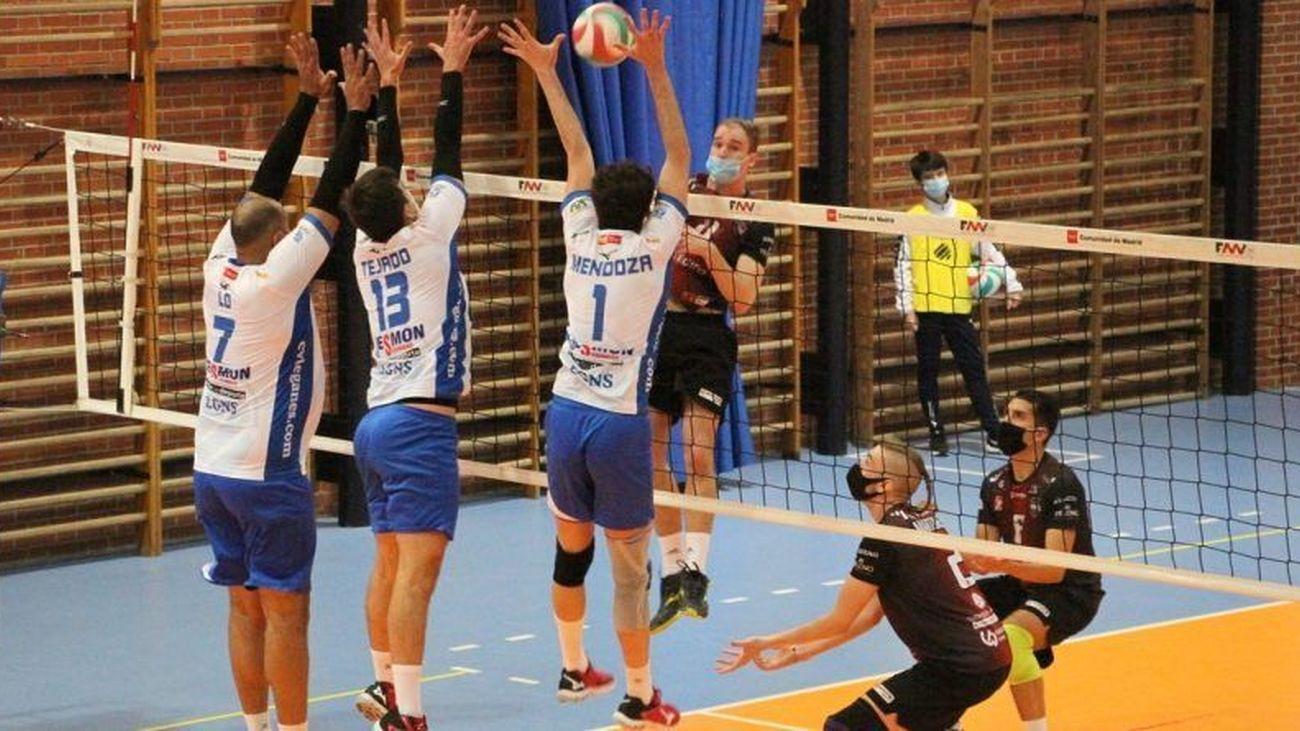 Voleibol Leganés-Pinto