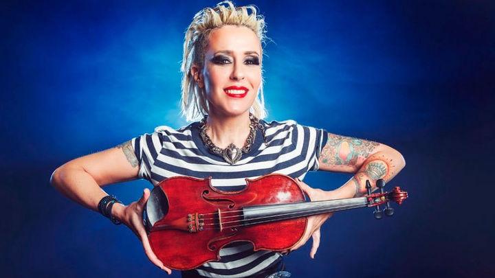 """Judith Mateo, la violinista 3.0: """"Los puristas me aburren un poco"""""""
