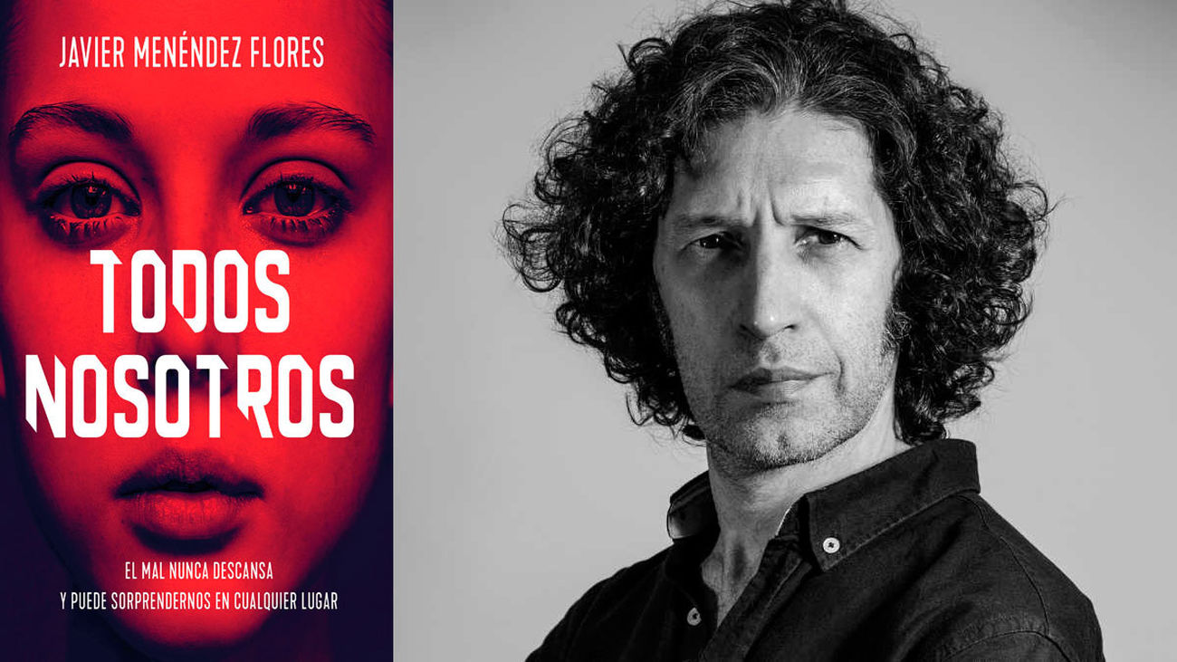 'Todos nosotros', un thriller ambientado en Madrid, obra del novelista Javier Menéndez