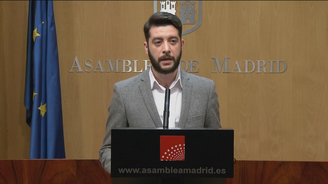 Ciudadanos quiere pactar los Presupuestos de la Comunidad de Madrid con el PSOE