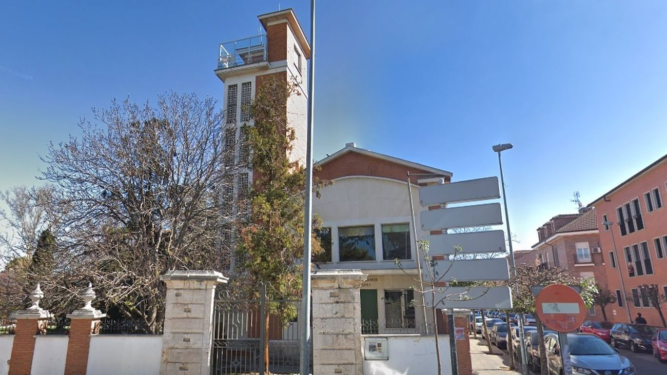 Sala de Exposiciones 'Juan Carlos I' en San Fernando de Henares