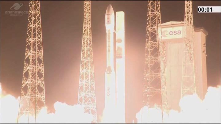La misión del satélite español Ingenio no estaba asegurada