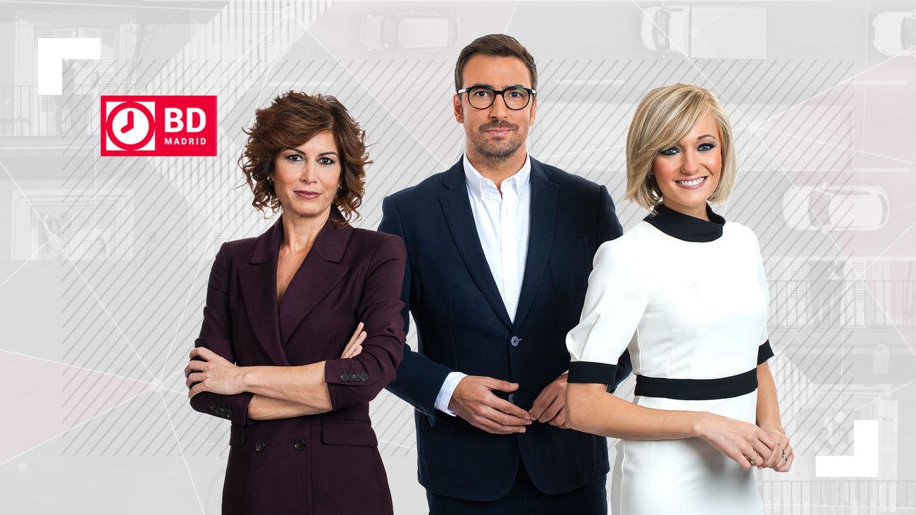 Buenos Días Madrid 17.11.2020 (8.00 - 9.00)