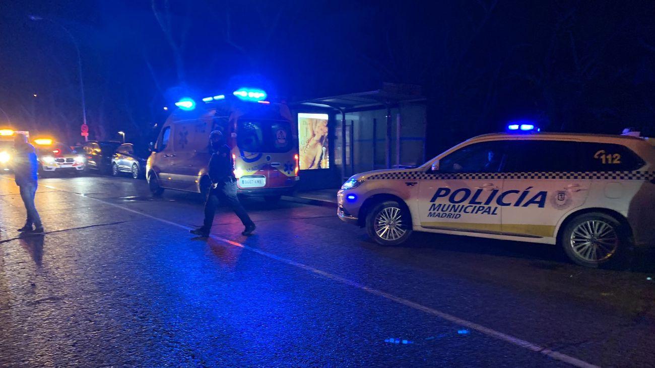 Cuatro detenidos por matar en enero a un joven en Moncloa junto a una parada de autobús