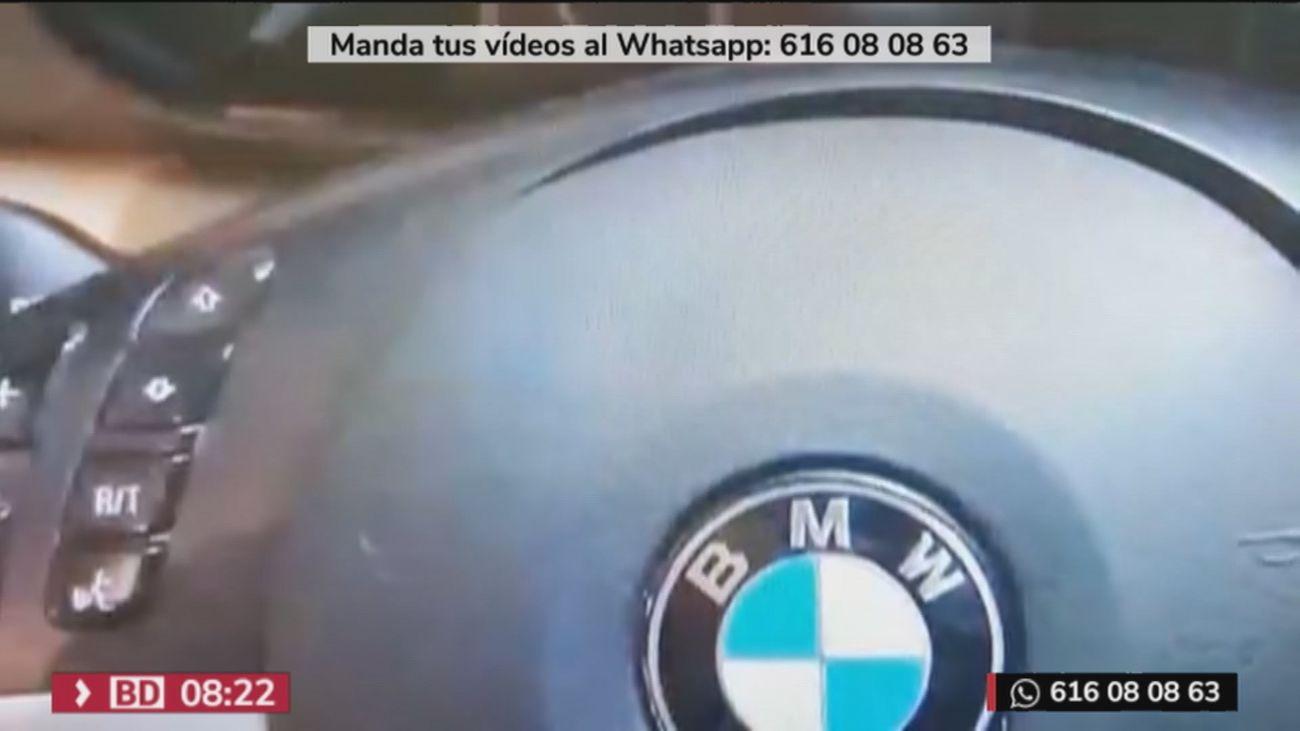Los volantes de sus BMW y Mercedes, objeto de deseo de los ladrones en Leganés