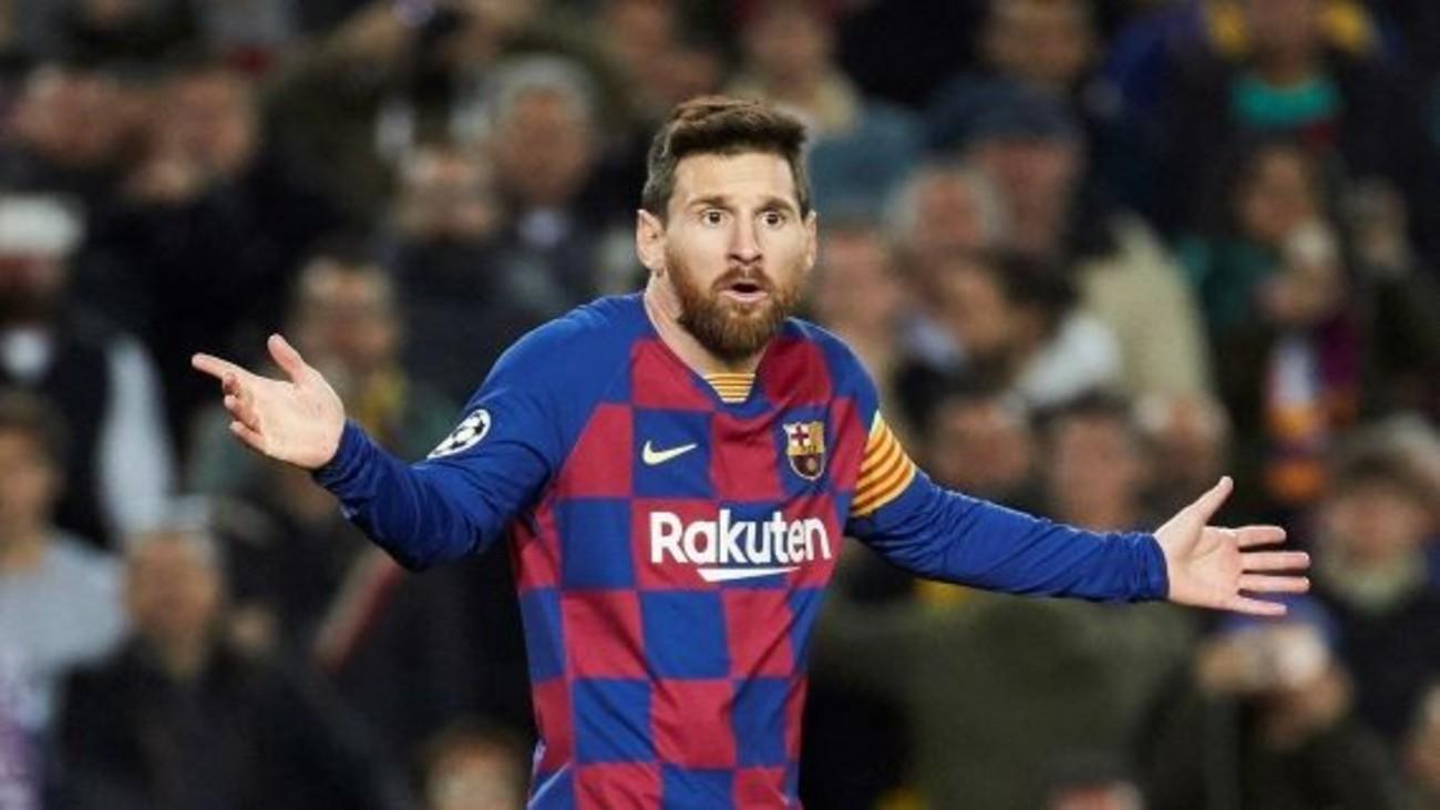 La denuncia a ninguna parte de Messi por la filtración de su contrato