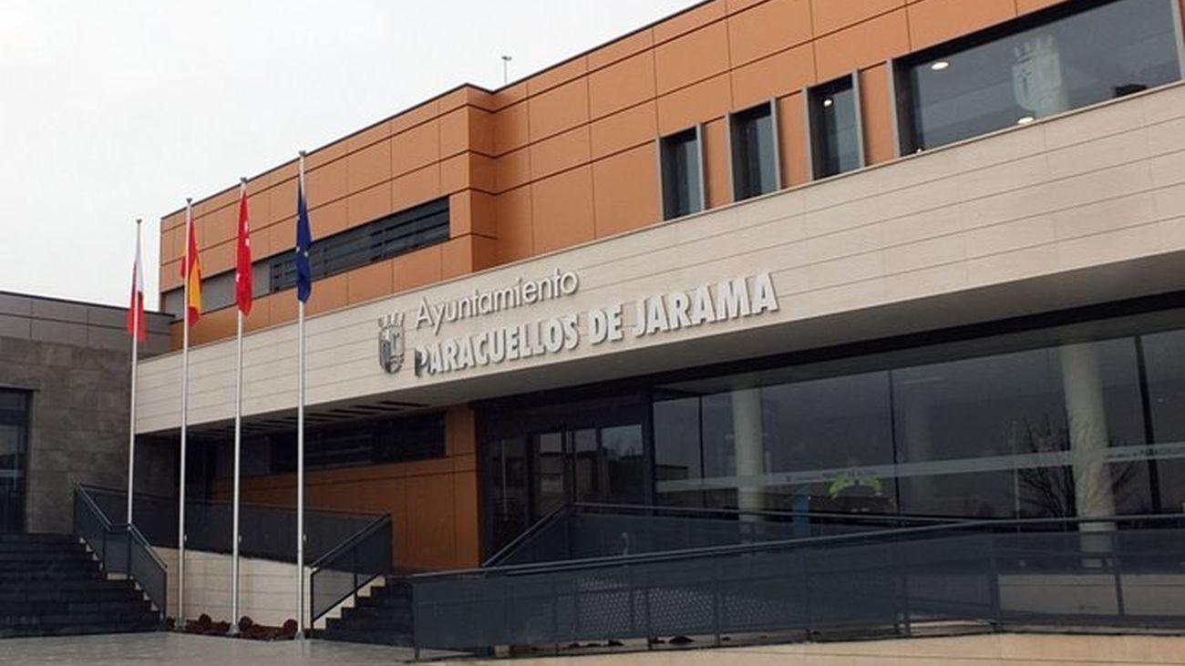 Edificio del Ayuntamiento de Paracuellos del Jarama