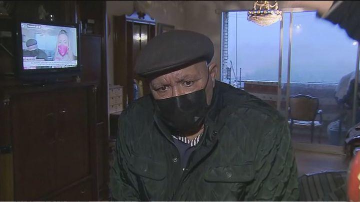 Florentino, otra víctima de la envenenadora de Móstoles, cuenta su caso en Telemadrid