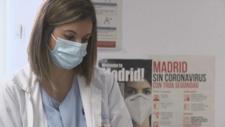 Madrid notifica 1.806 nuevos contagios, 819 en las últimas 24 horas,  y 22 defunciones