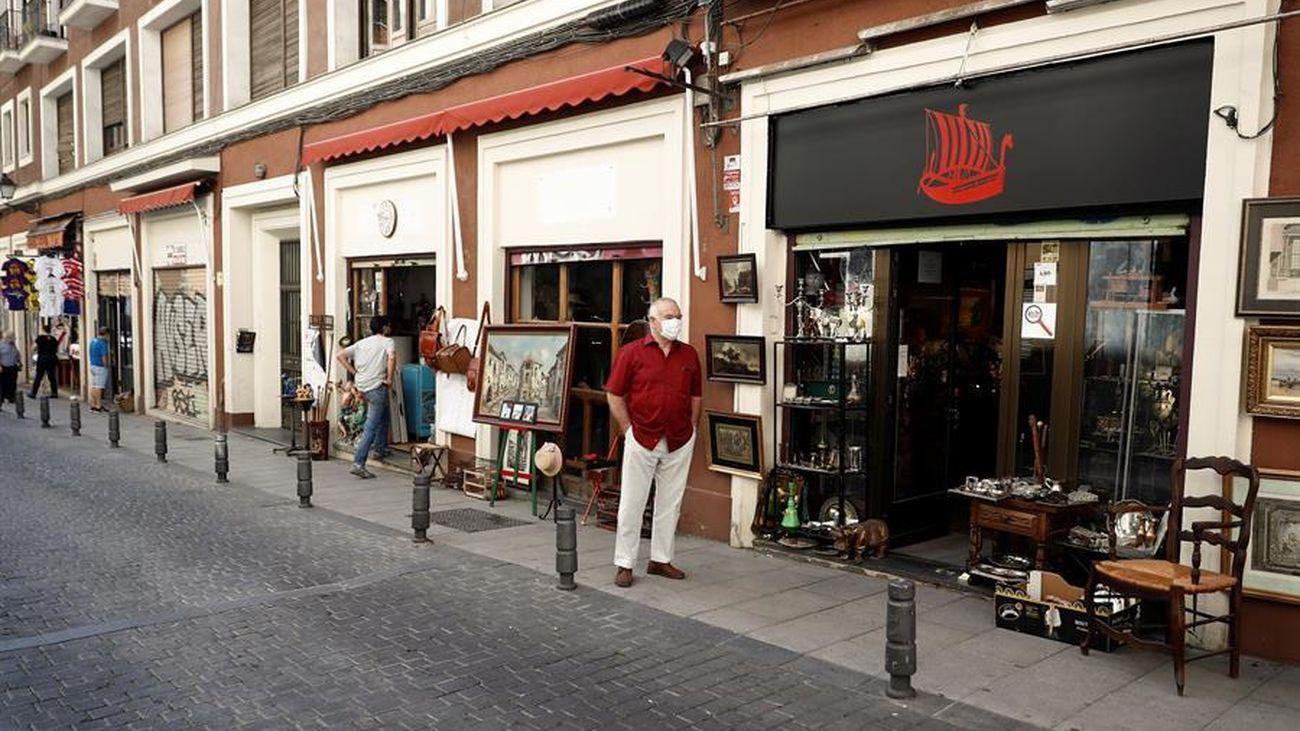 El Rastro de Madrid reabrirá el domingo 22 de noviembre tras 8 meses cerrado
