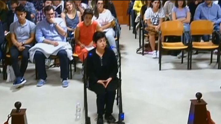 Hallan ahorcada a Rosario Porto, condenada por el crimen de su hija Asunta Basterra