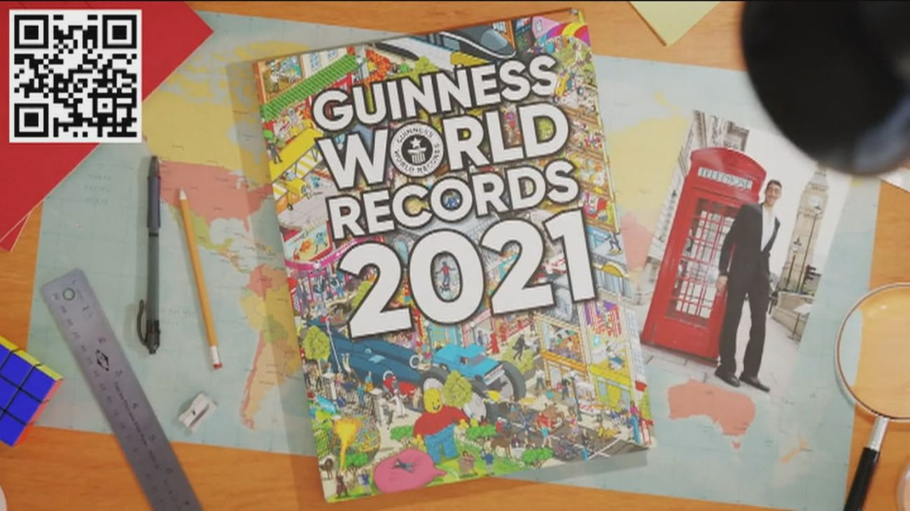 El Guinness de los récords, el  libro con derechos de autor más vendido de la historia
