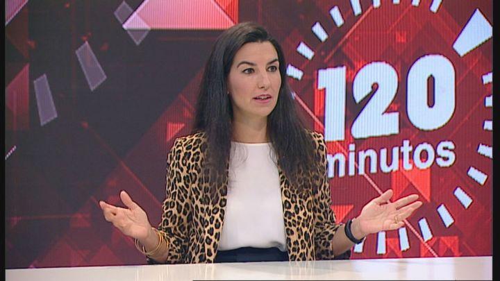 """Rocío Monasterio: """"Madrid puede hacer test en farmacias, no tiene que pedir permiso a Illa"""""""