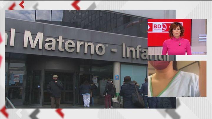 """Lilian, en Telemadrid sobre el presunto maltrato a su bebé: """"A su padre se le fue totalmente la cabeza"""""""