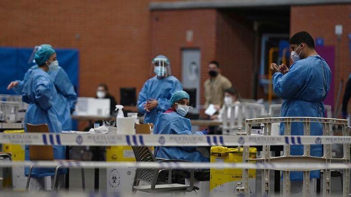 """Madrid prevé tener una """"estructura permanente"""" para realizar pruebas de antígenos"""