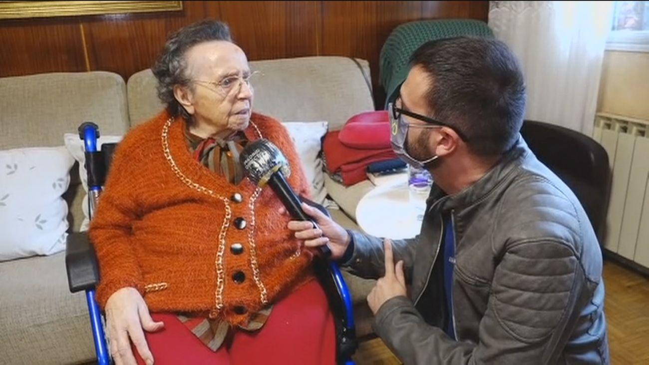 El drama de vivir sin ascensor en Eugenia de Montijo