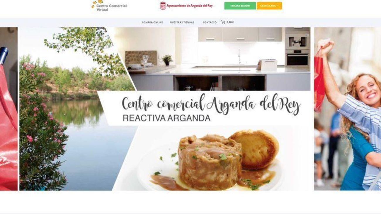 Mercado Virtual de Arganda