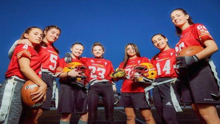 Los cuatro equipos de Madrid de la Liga Nacional Femenina de Fútbol Americano ya  tienen calendario