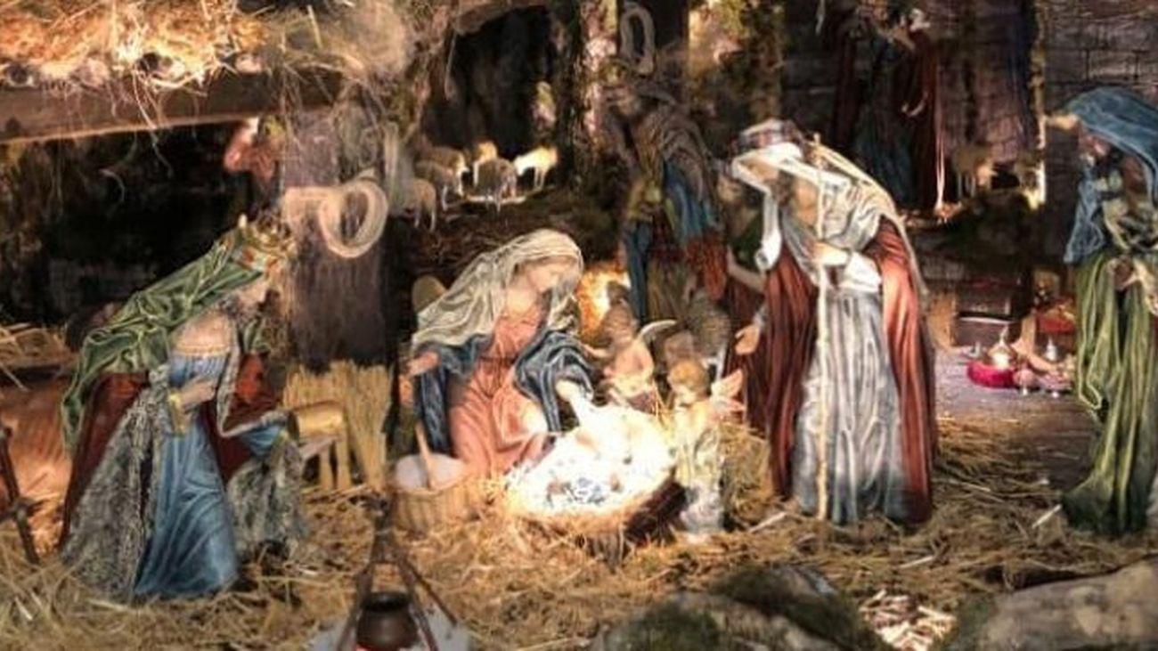 Belén monumental de San Sebastián de los Reyes
